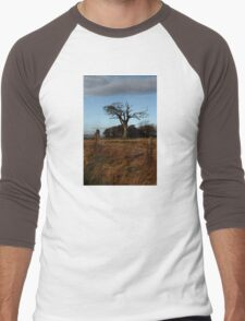 The Rihanna Tree, And Friends! Men's Baseball ¾ T-Shirt