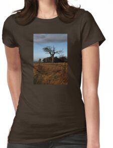 Rihanna Tree, And Friends! Womens Fitted T-Shirt