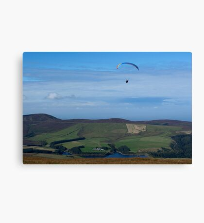 Hanging About Canvas Print
