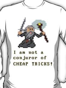 I am not a conjuror of CHEAP TRICKS! T-Shirt