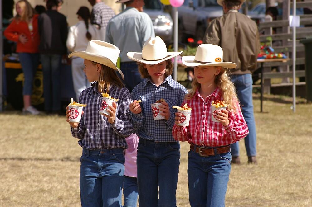 Country Girls by Jokev
