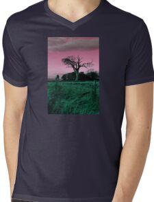Rihanna Tree, Playing With Pink! Mens V-Neck T-Shirt