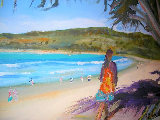 Noosa Boardwalk  by gillsart