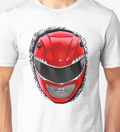 Red Ranger • Mighty Morphin Power Rangers Unisex T-Shirt