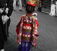 Matsuri Girl by Heather