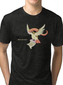 Bird Jesus  Tri-blend T-Shirt