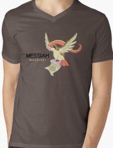 Bird Jesus  Mens V-Neck T-Shirt