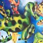 Wild Frogs by Jillian