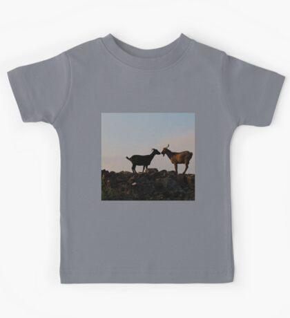 Goat Love Kids Tee