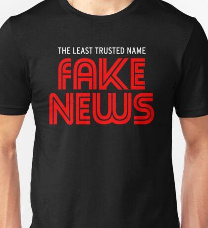 Fake News 2 Unisex T-Shirt