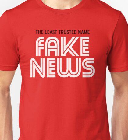 Fake News 3 Unisex T-Shirt