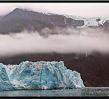 Glaciers in Alaska  by Kevin Miller