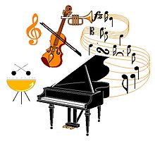 Musical Instruments by kwg2200