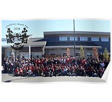 SMD 2014 Group Photo Poster