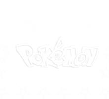 Pokemon Christmas Card Jumper Pattern Sticker