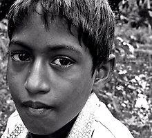 Village Boy by Rajiv Ashrafi