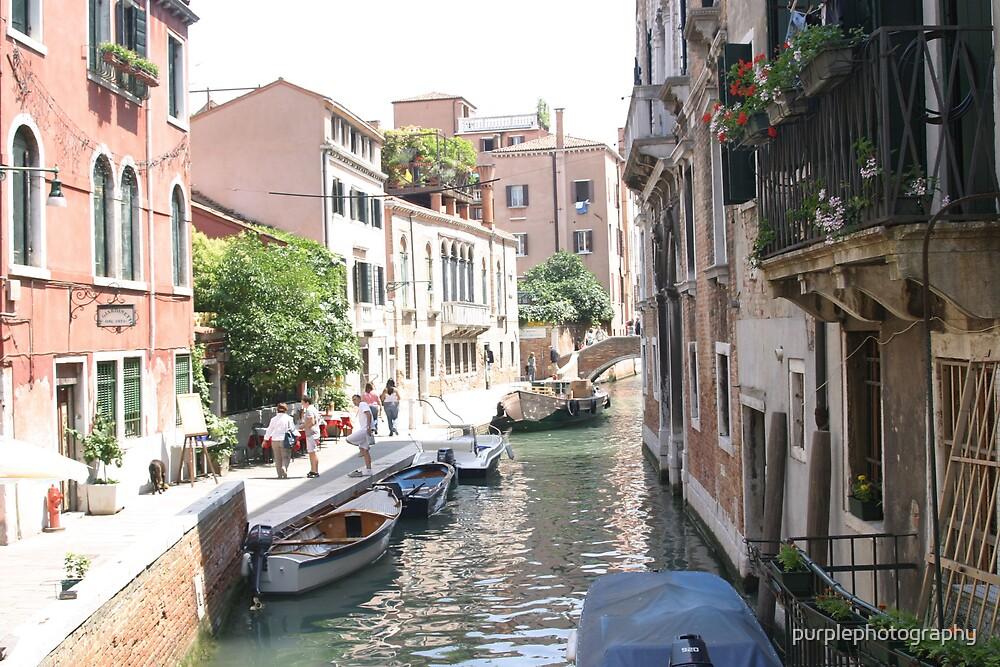 Venice by purplephotography