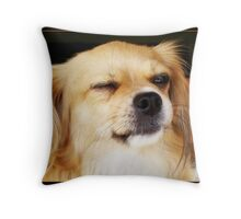 Blink Throw Pillow