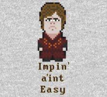 Impin' ain't Easy by GarfunkelArt
