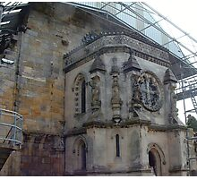 Rosslyn Chapel (of the Davinci Code) Photographic Print