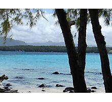 Mauritius Beachscape Photographic Print