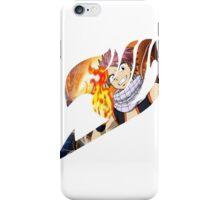 Fairy Tail Logo- Natsu iPhone Case/Skin