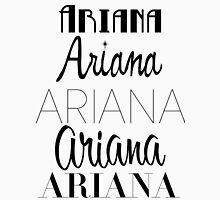 Ariana Grande - Era Logos T-Shirt