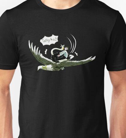 Tally Ho Bird Unisex T-Shirt