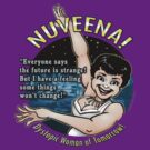 Nuveena! (With quote) by marlowinc