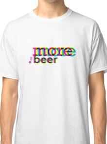 moreBEER Classic T-Shirt