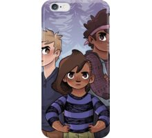 OUTGROUP - tough kids iPhone Case/Skin