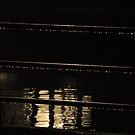 Railings and water drops  by martinspixs