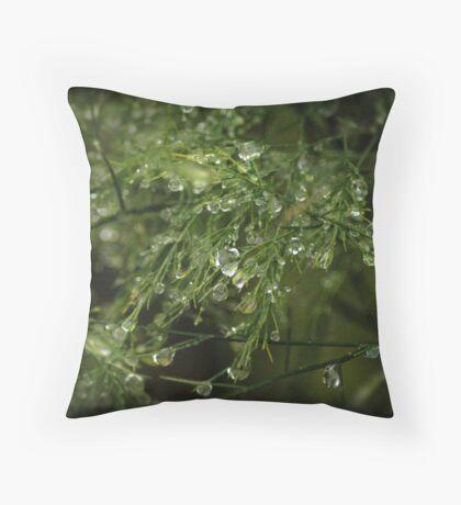 Earth's riches Throw Pillow