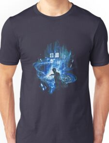 Th Time Lord E Unisex T-Shirt