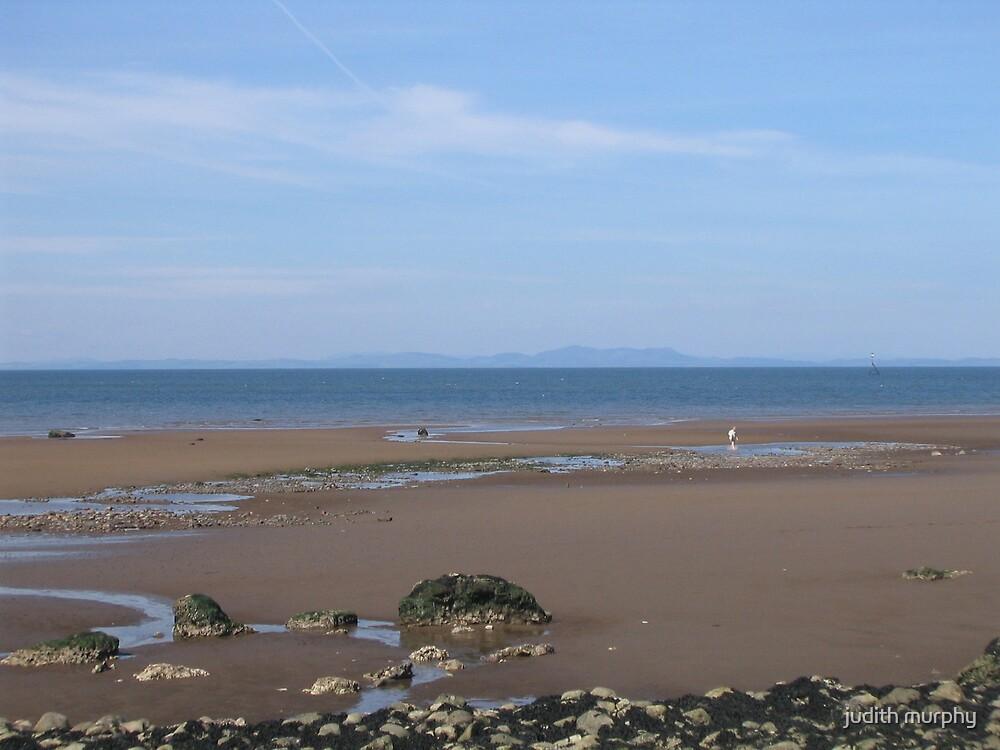 Cumbrian coast by judith murphy