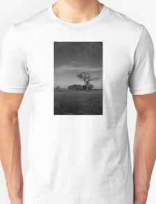 The Rihanna Tree, Monochrome! Unisex T-Shirt