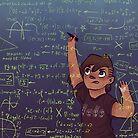 Romy + Math by Maddie Chaffer