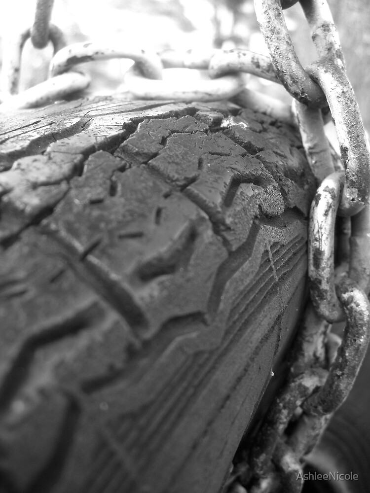 Tire  by AshleeNicole
