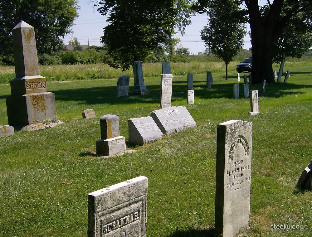 graveyard by steelwidow