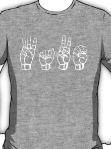 Sign Wave T-Shirt
