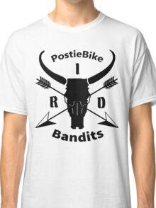 Postie Bike Bandits T's Classic T-Shirt