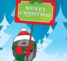 Merry Christmas everyone by mangulica