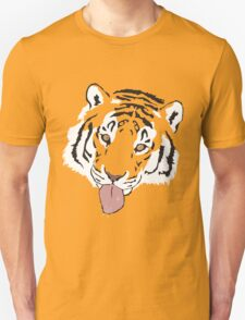 Snowflake Tiger T-Shirt