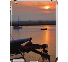 Topsham Evening iPad Case/Skin