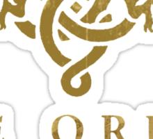 The Order 1886 Emblem Sticker
