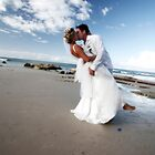 The wedding kiss by focusonu
