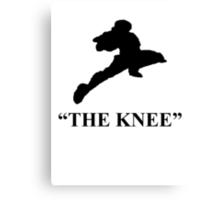 "Captain Falcon ""The Knee"" Canvas Print"