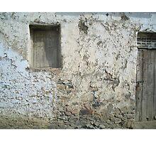 Axum House, Ethiopia Photographic Print