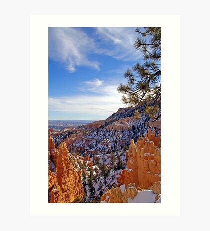 Bryce Canyon - Utah USA Art Print