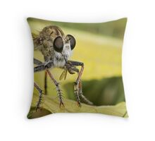 Robber Throw Pillow